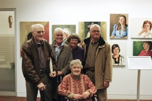 Patricia Richardson Logie Collection: A B.C. painter's portraits of pride