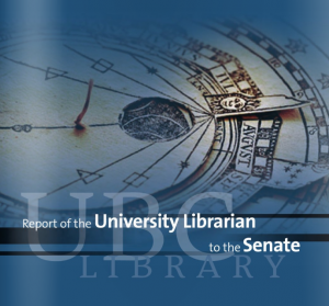 Report to the Senate 2007-2008