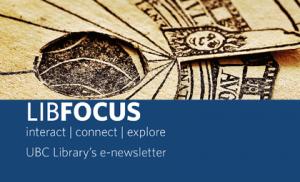 LibFOCUS e-Newsletter: August 2011
