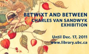 Betwixt and Between: Charles van Sandwyk exhibition