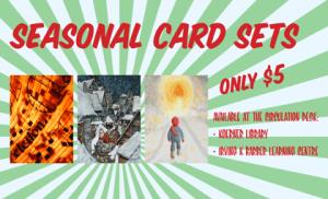 UBC Library Seasonal Cards