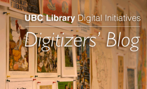Sharing UBC Library's gems