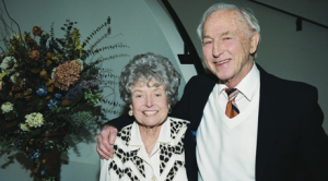 Chapman Learning Commons benefactor passes away