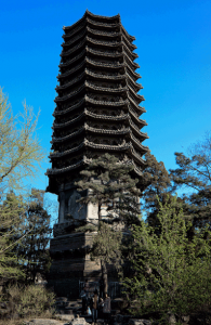 Photo of Peking University campus