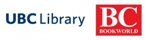 UBC Library and BC Bookworld logo