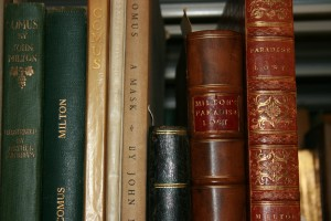 Books in Rare Books and Special Collections
