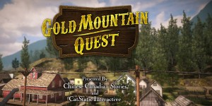 Gold Mountain Quest is an educational video game