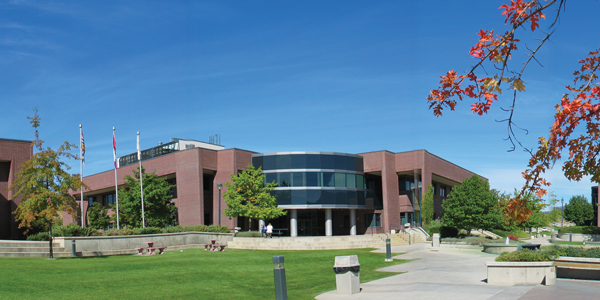 image of okanagan campus
