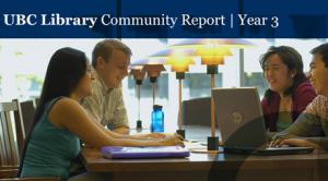 UBC Library update – CPSLD Newsletter, Spring 2013