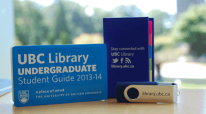 Get oriented with UBC Library