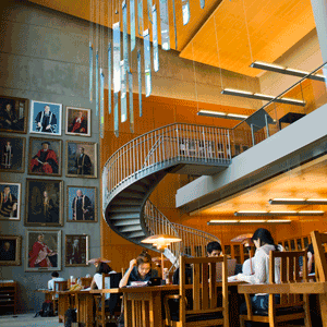 Visit UBC Librarys Standout Spots About UBC Library