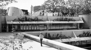 UBC Library then and now