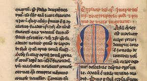 Medieval manuscript's impact spans centuries