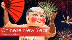Celebrate the Lunar New Year with UBC Library