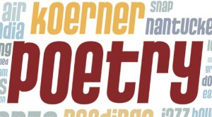 Poetry night at Koerner Library: April 9
