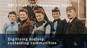Digitizing history, sustaining communities