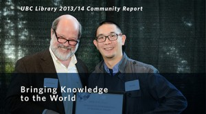 Bringing knowledge to the world