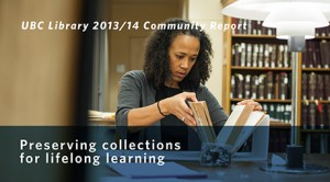 Preserving collections for lifelong learning