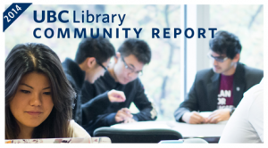 Community Report highlights Library's sustainability efforts
