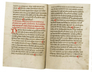 UBC Library pursues Rare Manuscript at Christie's Auction