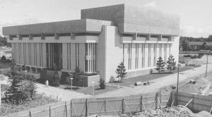 Celebrate Woodward Library's 50th anniversary