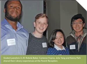 Parent Campaign builds resources for student success