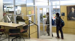 Education Library renovation