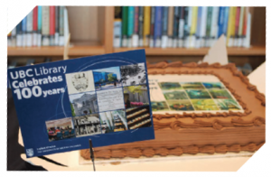 Upcoming UBC Library events