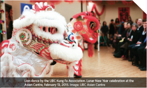 UBC celebrates the Lunar New Year