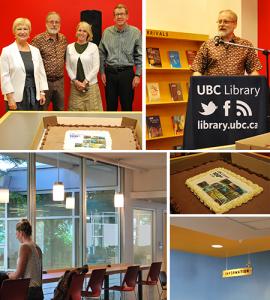 Education Library celebration