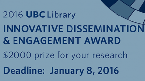 Innovative research award