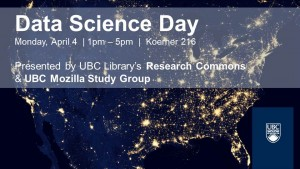 Celebrate the 1st Data Science Day