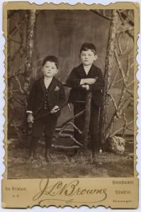 J.L. Brown Studio, Henry and Joseph La Plant