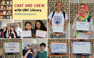 Chat and Chew Library Love 2016 – A Great Success