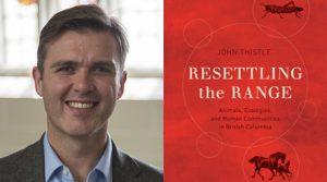 John Thistle wins 2016 Basil Stuart-Stubbs Book Prize