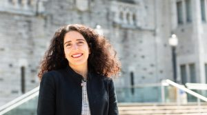 Meet Shirin Eshghi, Head of Asian Library