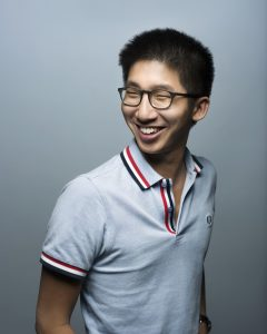 Brian Wong, founder and CEO of Kiip.