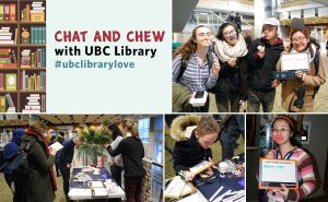 Winter Library Love event draws a cozy crowd
