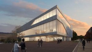 New $35 million library expansion at UBC Okanagan