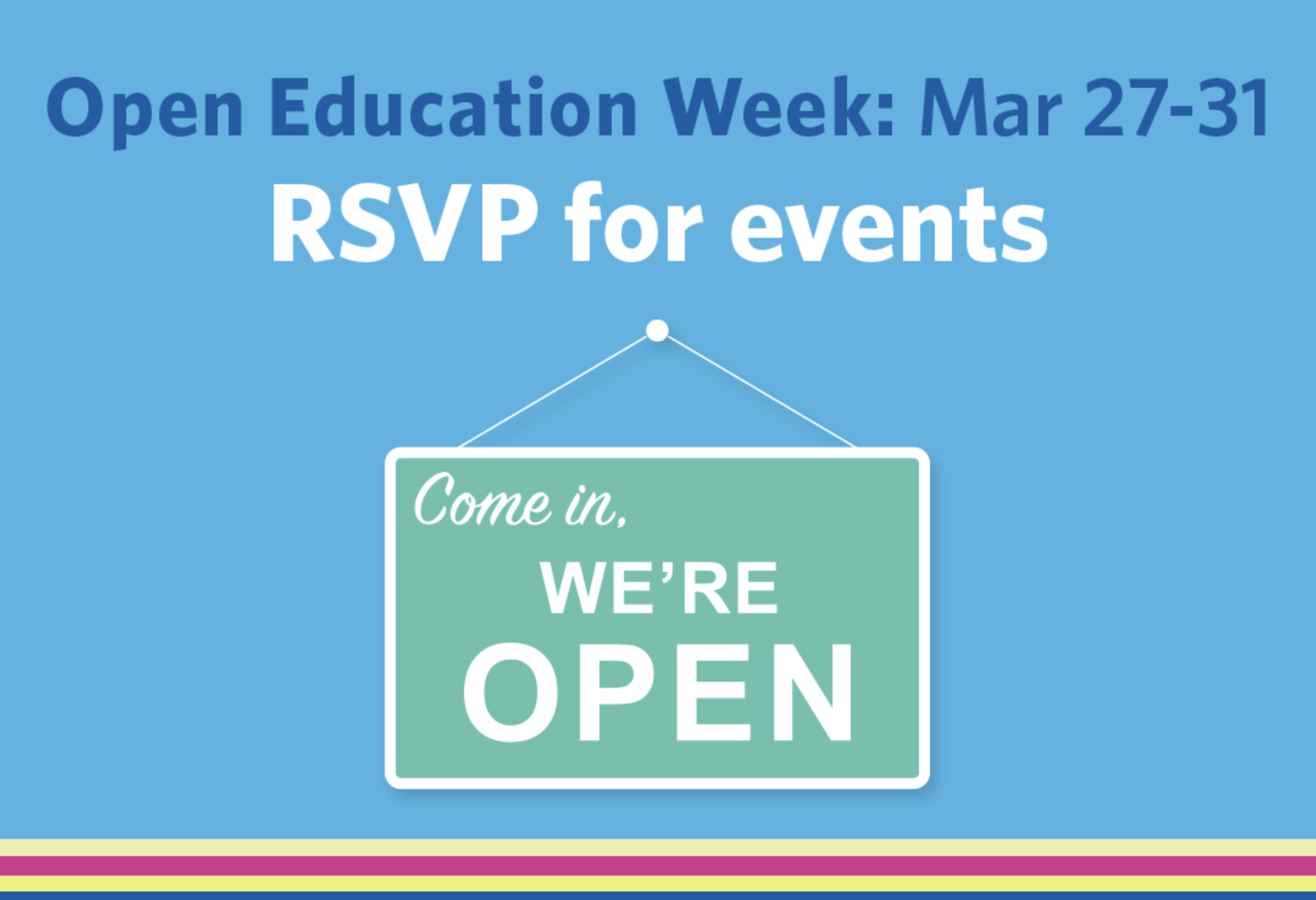 open education week at ubc about ubc library