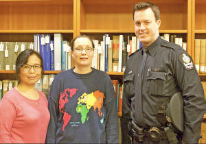 Special Collections help Vancouver Transit Police constable uncover 102-year-old murder.