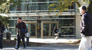 Irving K. Barber Learning Centre to close from 8 a.m. to 8 p.m. on May 6