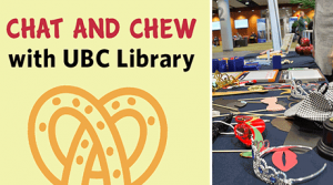UBC Library love booth