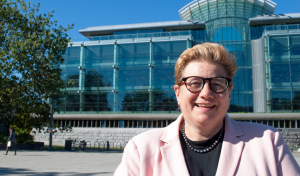 Welcome Susan Parker, UBC's new University Librarian