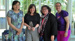 2017 employee Recognition Award winners announced
