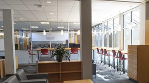 Woodward Library renovations complete