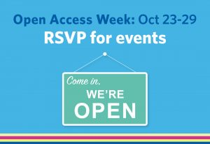 Open Access Week 2017
