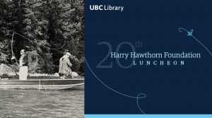 Food, Friends and Fish: Celebrating the Harry Hawthorn Foundation Luncheon