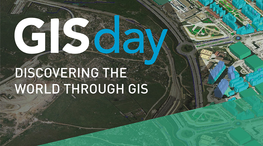 Join Us For A Full Day Of Talks On Gis Day