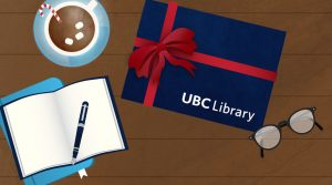 Season's Greetings from UBC Library